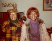 Edna Clarke & Luise Jeter