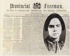 Maria Stewart newspaper