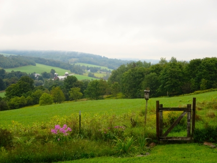 Catskills landscape