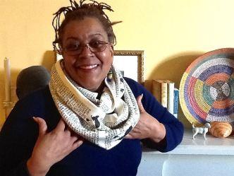 Breena & Legacy scarf
