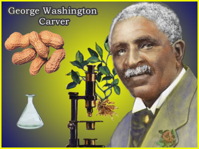Geroge Washington Carver
